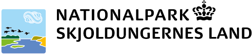 Logo for Nationalpark Skjoldungernes Land